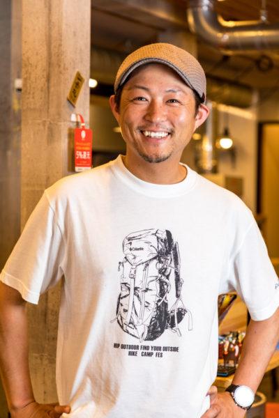 代表取締役 亀岡佑祐